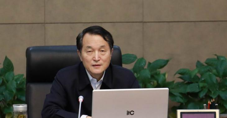 王常松在省纪委监委理论学习中心组集体学习时要求 强化对权力运行的制约和监督