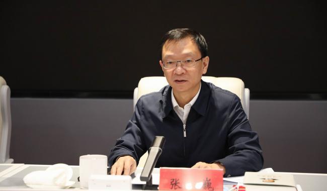 张巍:巩固运用学习成果推动工作高质量发展